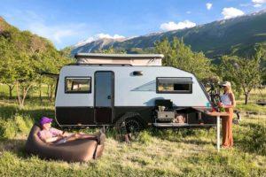Kip Vision Outback caravan