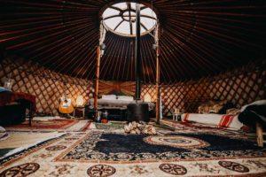 pop-up camping Winterwoods Drenthe